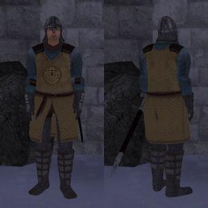 Gothcorga Guard Cuirass