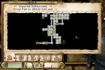 The Sanctum key location map
