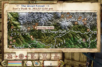 Snowridge Stables Map Marker
