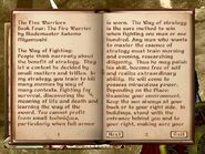 The Fire Warrior Page 1-2