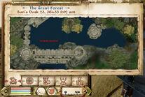 Aqueduct Local Map