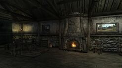 Aleric Rosh's house