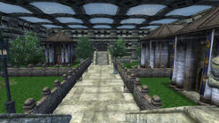 Master Barracks Residential Hall Exterior (1)