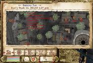Sancre Tor Local Map 3