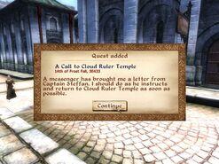 A Call to Cloud Ruler