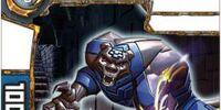 Ocelot - Blue Animal