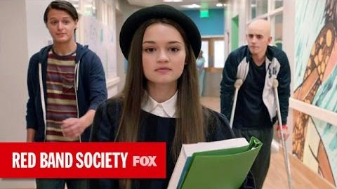 Character Profile Emma Chota RED BAND SOCIETY FOX BROADCASTING