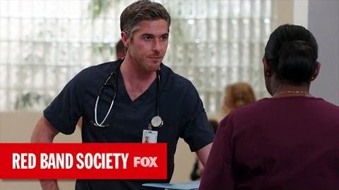 Character Profile Dr. Adam McAndrew RED BAND SOCIETY FOX BROADCASTING