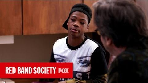 Character Profile Dash RED BAND SOCIETY FOX BROADCASTING