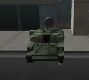 RC SPAAG front