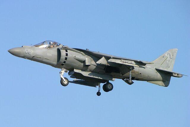 File:1024px-United States Marine Corps AV-8B Harrier II hovering.jpg