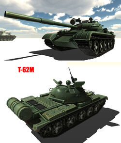 T-62M 1