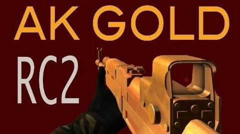 AK GOLD Red Crucible