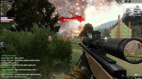 Red Crucible Firestorm - Frankfurt Alpha Game Play