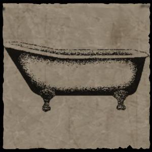 Baño caliente