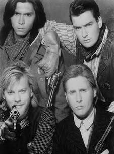 Young guns cast