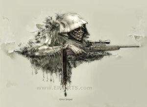 Grim Sniper by sc0pe