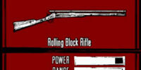 Rolling Block Rifle
