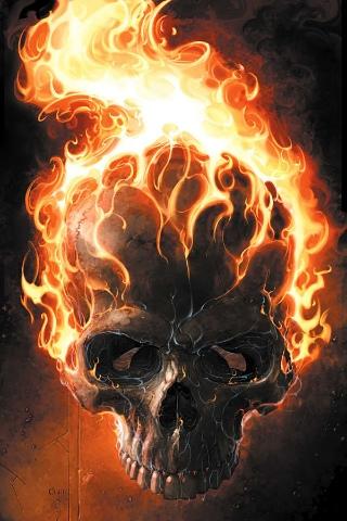 File:Flaming Skull.jpg