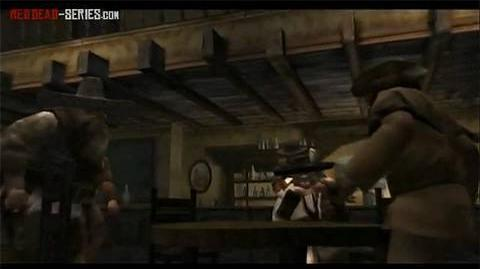 Bar Fight - Chapter 12 - Red Dead Revolver