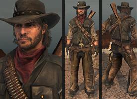 Bollard Twins Outfit | Red Dead Wiki | FANDOM powered by Wikia