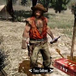 Tony Gallows