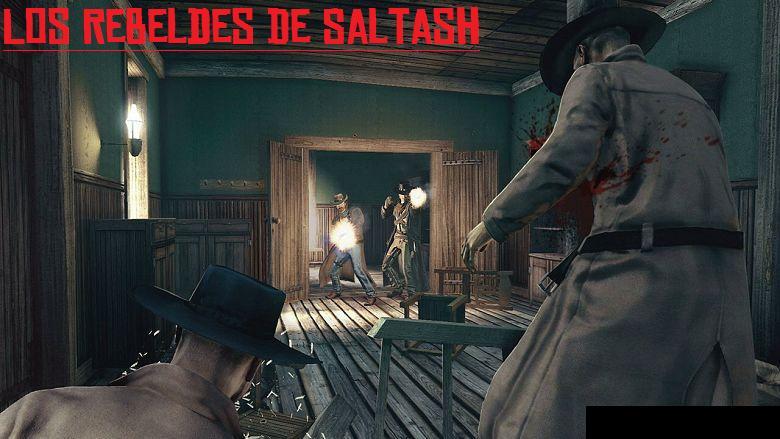Los Rebeldes De Saltash