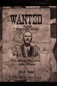 Wanted WarriorWolf