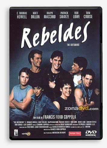 Rebeldes dvd