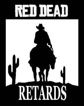 Red Dead Retards Logo