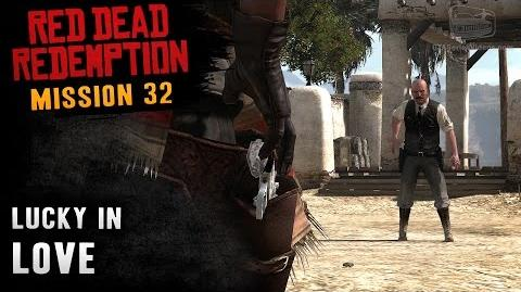 Red Dead Redemption - Mission 32 - Lucky in Love (Xbox One)