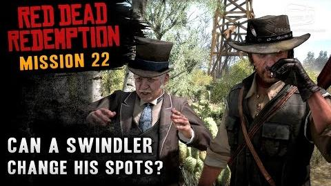 Red Dead Redemption - Mission 22 - Can a Swindler Change His Spots? (Xbox One)