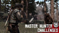 Rdr master hunter challenges