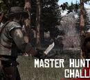 Master Hunter Challenges