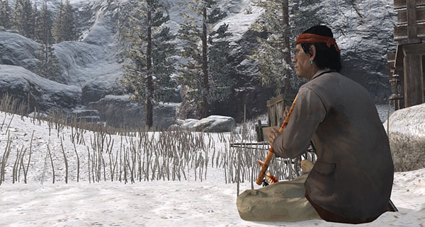 Red-Dead-Redemption-Native Americans