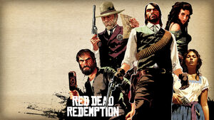 Red Dead Redemption HD 1 by SkiddMcMarxx