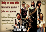 Save red dead