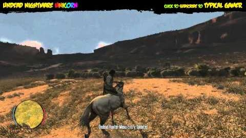Red Dead Redemption - Mystical Unicorn Location Guide