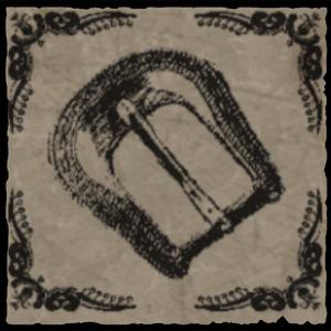 Hebilla de cinturon