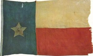 Old West Texas Flag