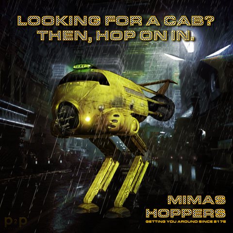 File:Red Dwarf Lister s Hopper by P2Pproductions.png