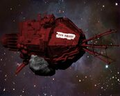 Red Dwarf in 3D by EUAN THE ECHIDHOG