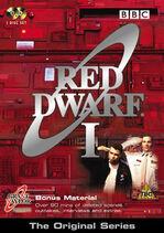 Red Dwarf I DVD Cover