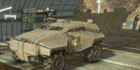 EDF Scout Car