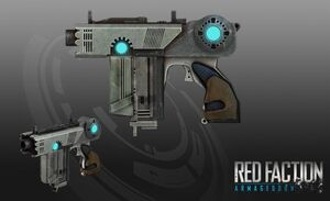 RFA pistol