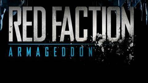 Red Faction Armageddon E3 2010 Debut Trailer HD