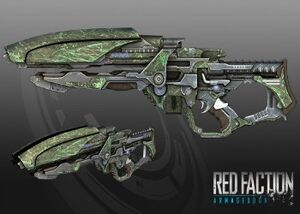 Marauder Nano Rifle