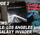 Battle: Los Angeles and The Galaxy Invader