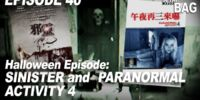 Sinister and Paranormal Activity 4 (4662)