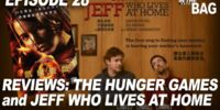 The Hunger Games and Jeff Who Lives at Home (3217)